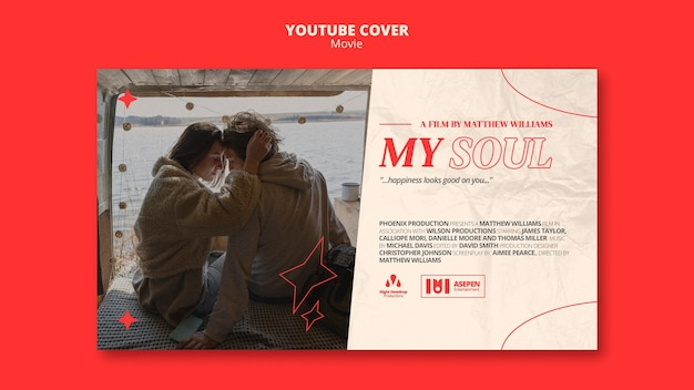 Movie entertainment youtube cover