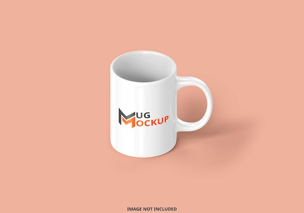 マグモックアップデザインの3dレンダリング