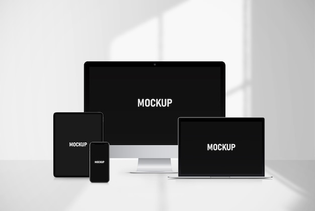 Multi devices mockup