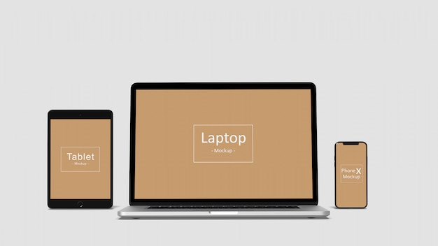 Multidevices mockup