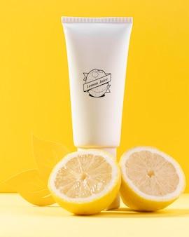 レモン果汁入りナチュラルコスメ