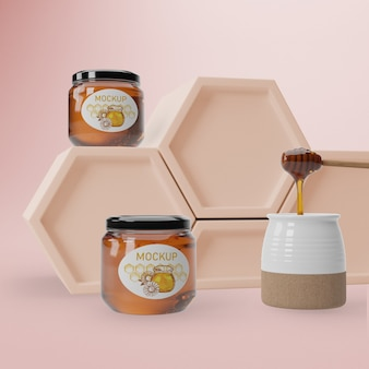 Natural honey product