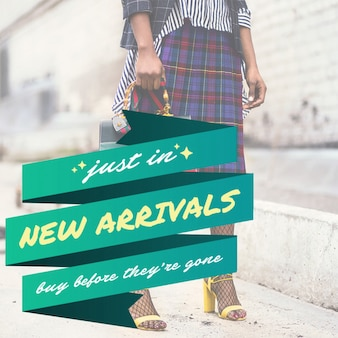 New arrivals discpint