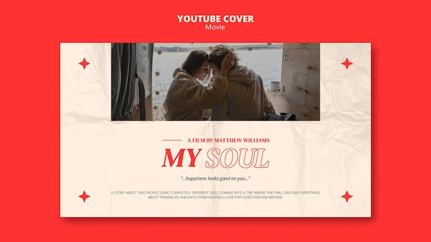 New film youtube cover