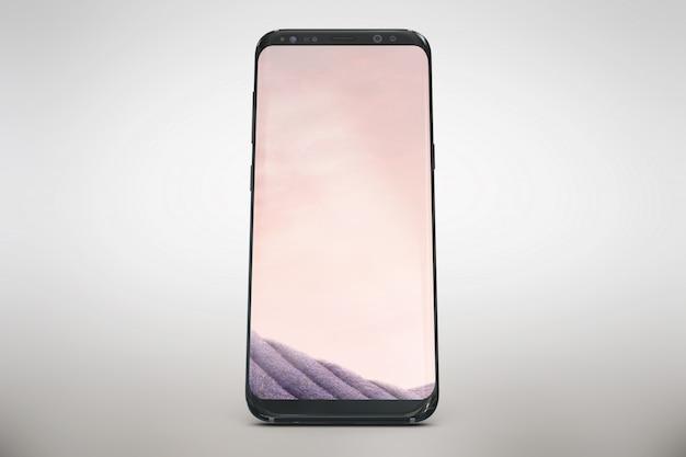 Новый смартфон макет