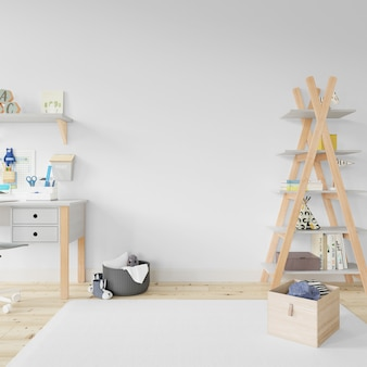 Nursery interior room design