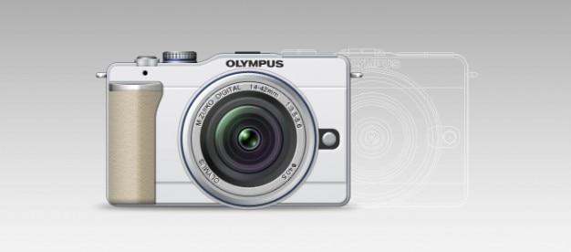 Olympus pen lite e-pl1