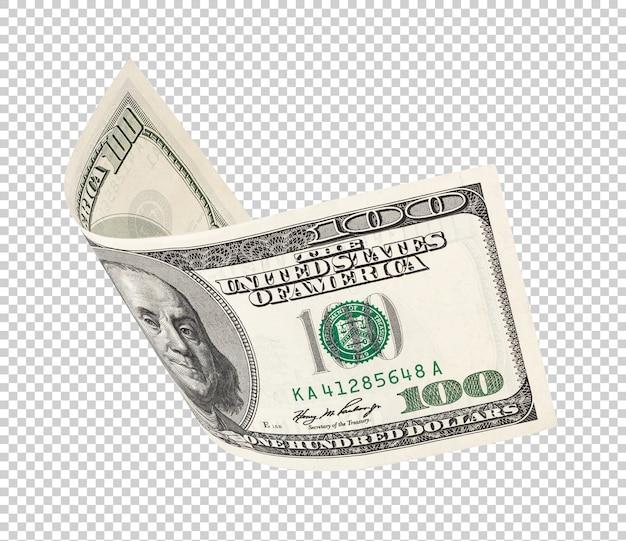 백 달러 지폐