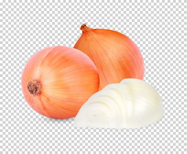 Onion isolated permiun psd