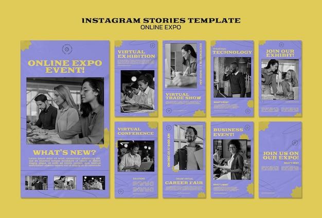 Шаблон оформления историй instagram instagram
