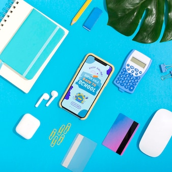 Онлайн покупки на мобильный с картой
