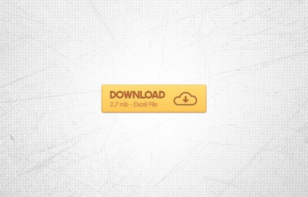 Arancione pulsante download file excel