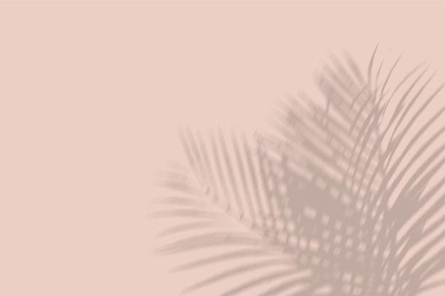 오버레이 그림자 모형-식물