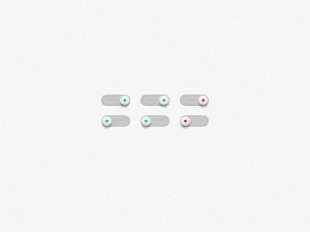 Imballare cursori semplici