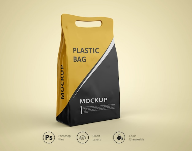 Packaging mock-up psd file