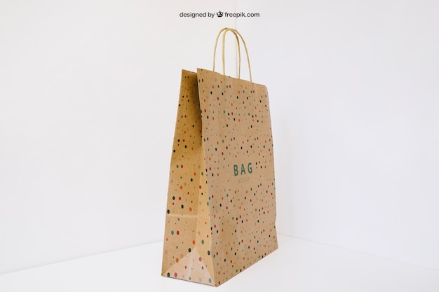 Paper bag presentation