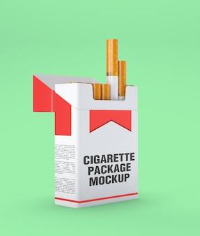 종이 담배 팩 이랑