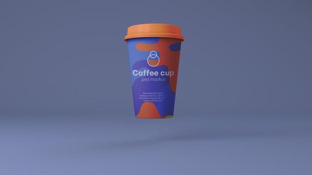 종이 커피 컵 이랑 psd