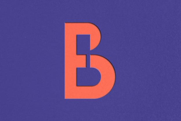 Paper embossed logo mockup design