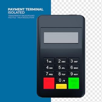 Платежный терминал 3d