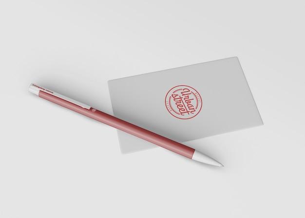상품화를위한 펜 모형
