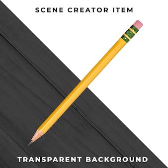 연필 개체 투명 psd