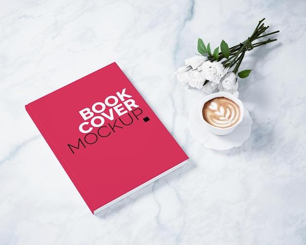 Перспективный макет обложки книги