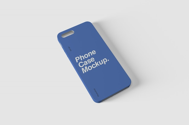 Phone case photoshop mockup