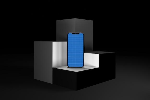 Phone on levels