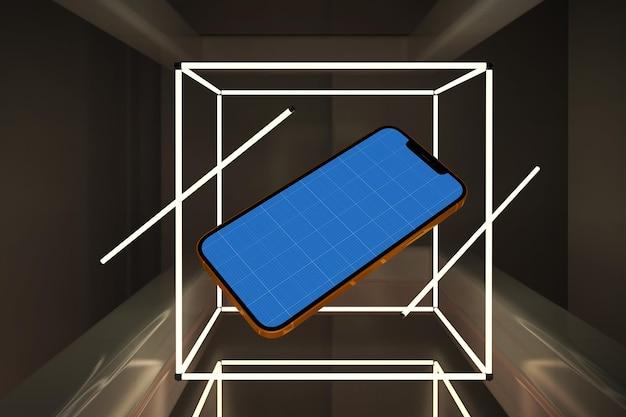 Phone neon