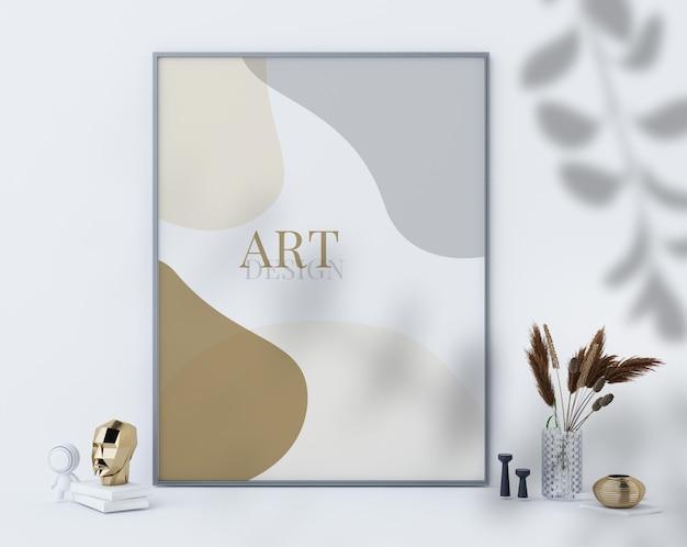 사진 프레임 프로토 타입 예술 디자인