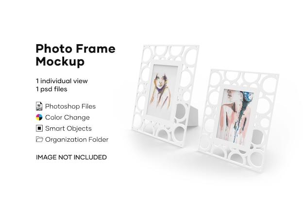 Photo frame mockup