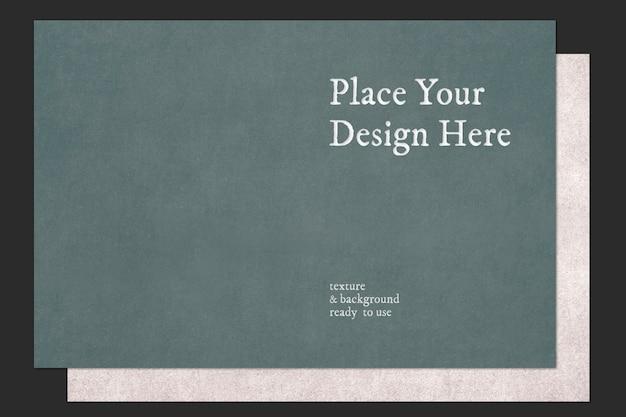 ここにあなたのデザインを置きます