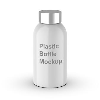 플라스틱 병 목업