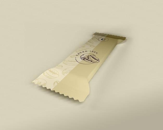 플라스틱 초콜릿 포장 디자인