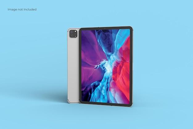 Playful tablet mockup