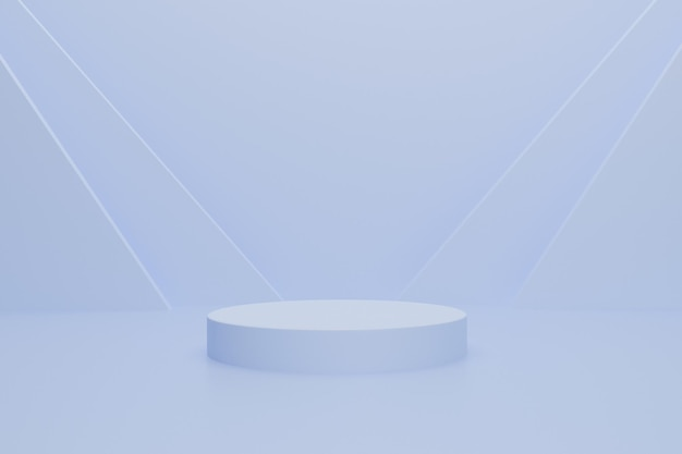 Подиум для презентации продукции Premium Psd