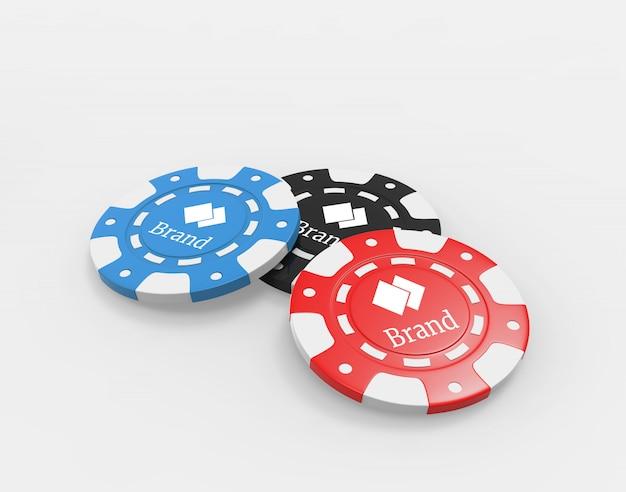 Макеты фишек для покера