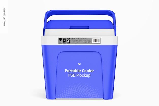 Modello di dispositivo di raffreddamento portatile