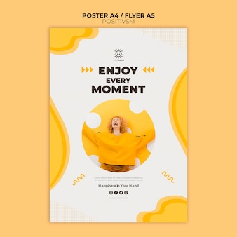 Positivism template for poster