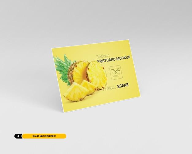 Postcard mockup