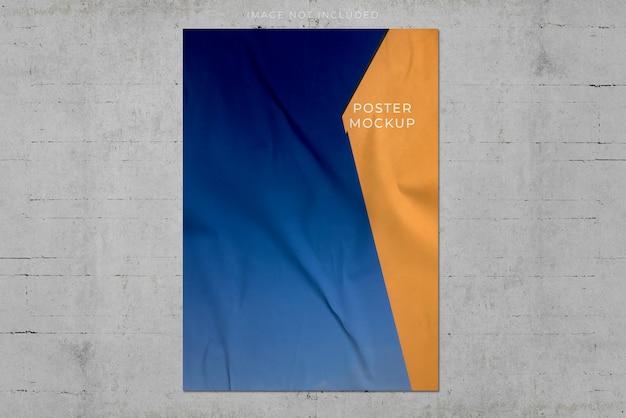다양한 목적을위한 포스터 목업
