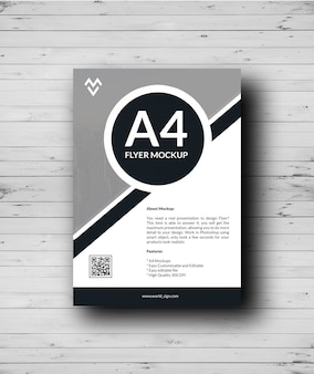 Posters & flyers mockup