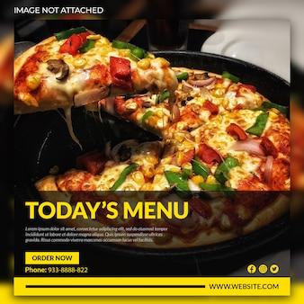 Социальная реклама продуктов питания premium psd