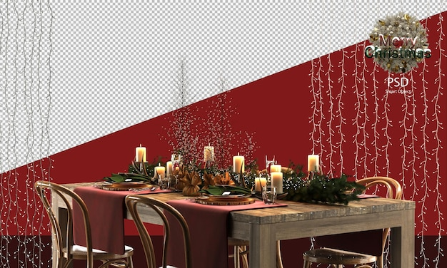 Pretty christmas wooden table and chairs decorations woodsy and rustic christmas table decorations