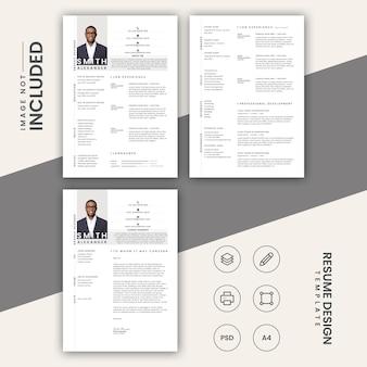 Профессиональный шаблон дизайна визитной карточки полностью редактируемый