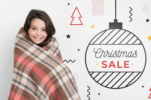 Promotional offers on christmas season