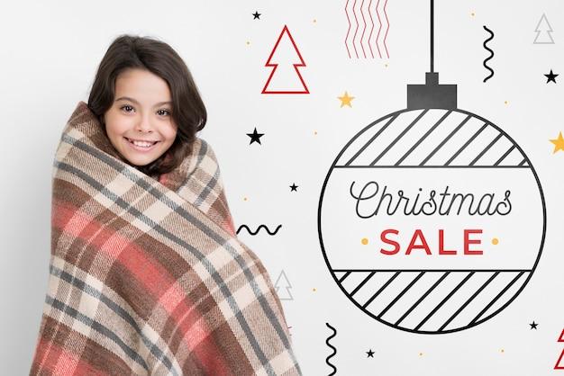 Рекламные предложения на рождественский сезон