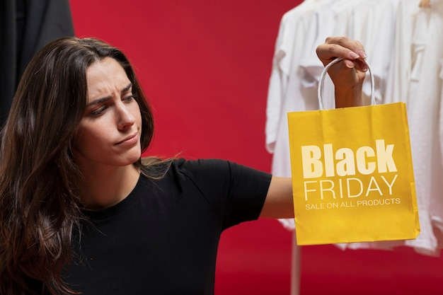 Promotions available on black friday