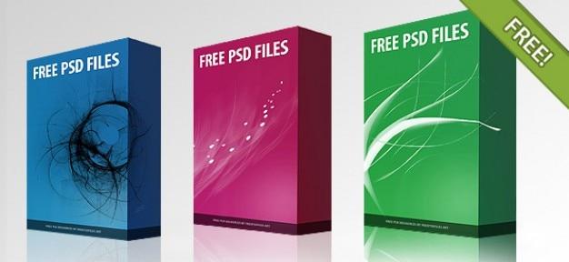Свободное программное обеспечение psd box